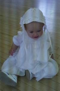baptism bonnet 2