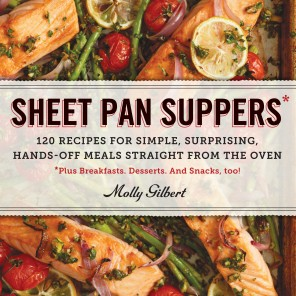 GIVEAWAY with Sheet Pan Suppers & Workman Publishing